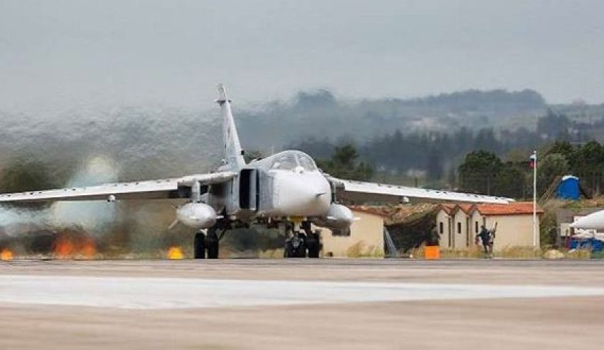 Photo of وصول طائرات روسية جديدة لمطار حميميم
