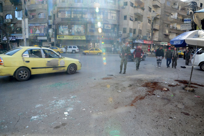 Photo of Two martyred other injured in rocket shell attack on residential neighborhood in Damascus and it's countryside