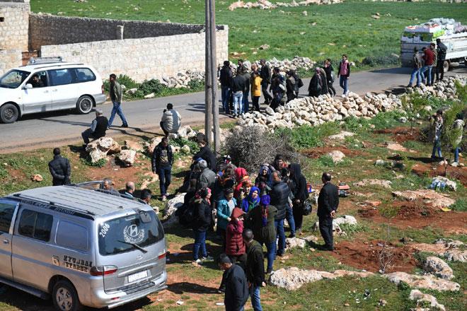 Photo of 54 يومياً على العدوان التركي… وتهجير 1000 مدني