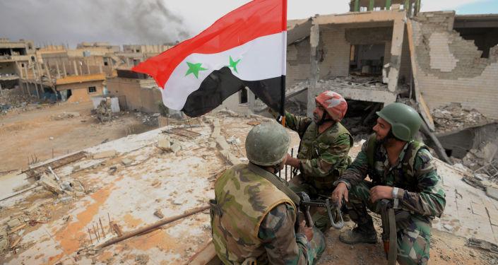 "Photo of ""سقبا، حمورية، كفربطنا"" تحت سيطرة الجيش السوري دون قتال"