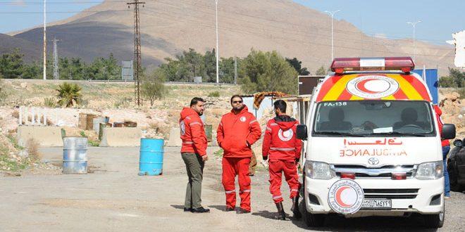 Photo of لليوم الثالث على التوالي… إرهابيو الغوطة يمنعون المدنيين من الخروج