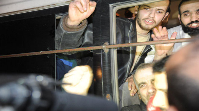 Photo of The Syrian Army frees yesterday number of abductees held by terrorist groups in Erbin