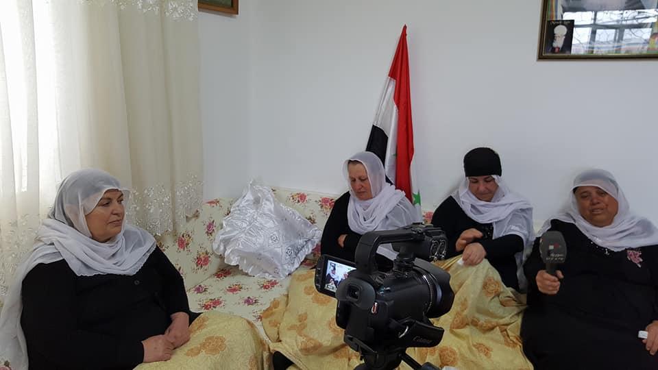 Photo of المركز الاخباري : عيد الام في الجولان المحتل