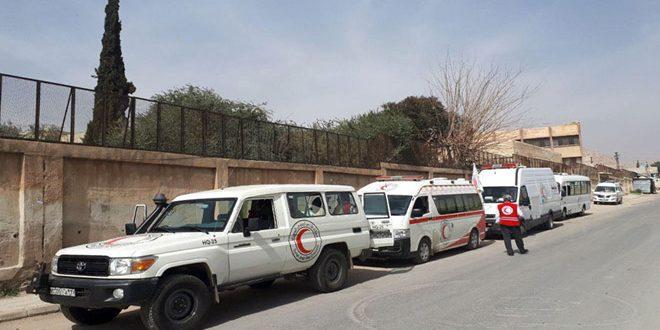 Photo of لليوم السابع… إرهاب الغوطة يمنعون المدنيين من الخروج