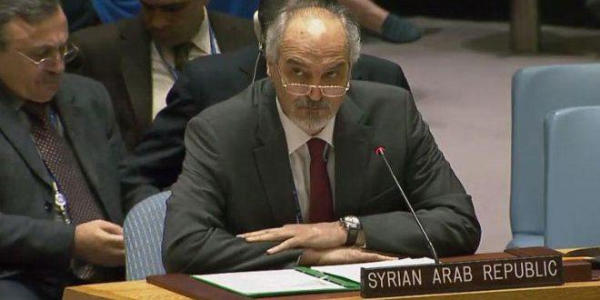 Photo of الجعفري يعري اﻷمم المتحدة وتقريرها حول سوريا