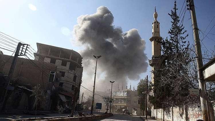 Photo of 4 دول تصوت ضد بحث المشروع البريطاني حول الغوطة الشرقية