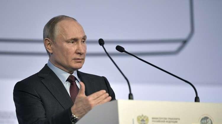 Photo of بوتين: قرارنا اتخذناه… لن نسمح بانتشار الإرهاب بسوريا