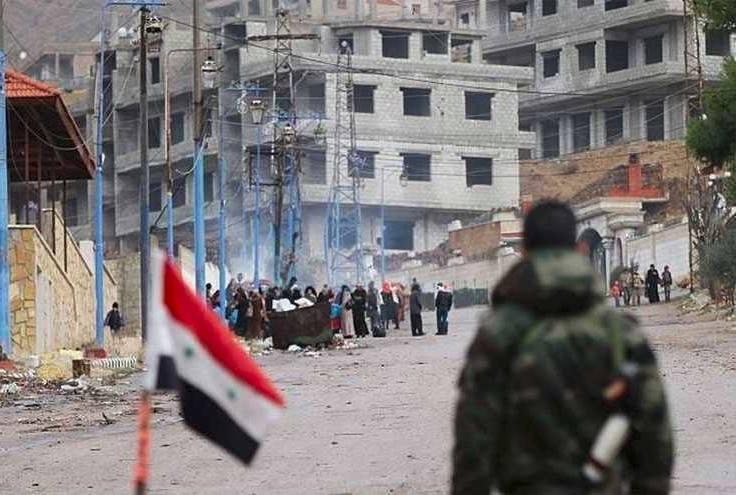 """Photo of """"حي القدم"""" يعود لحضن الدولة السورية"""