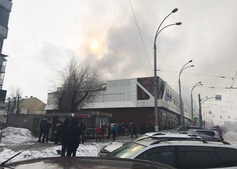 "Photo of ارتفاع عدد ضحايا "" كيميروفو"" الروسية إلى 64"