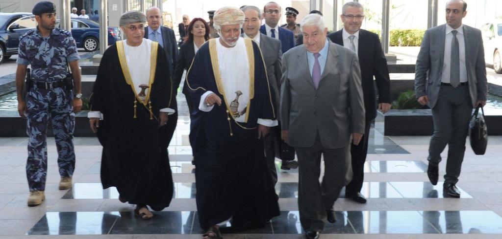 """Photo of """"أل سعيد"""" لوليد المعلم: """"سورية على حق، والحق ينتصر دائماً""""."""