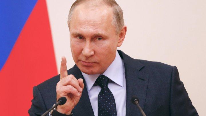Photo of بوتين يهدد: ردّنا فوري ضد أي اعتداء علينا أو على الحلفاء
