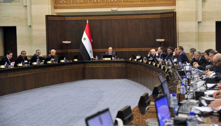 Photo of الحكومة تضع خطة إعمار كاملة للغوطة