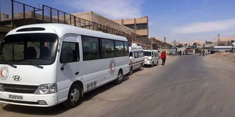 Daily truce in Ghouta continues to allow civilians to exit through safe corridor