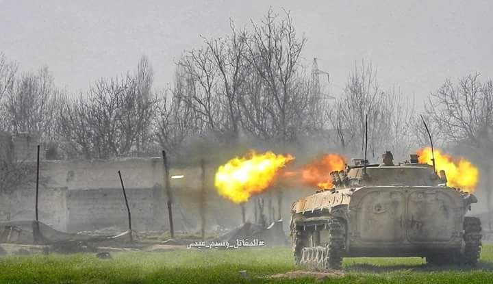 Photo of Syrian Arab Army continues operations against terrorist organizations in Ghouta