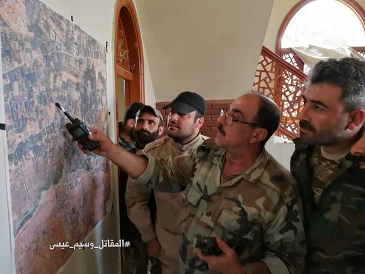 "Photo of (صور) معركة تحرير ""جسرين""بالغوطة الشرقية"