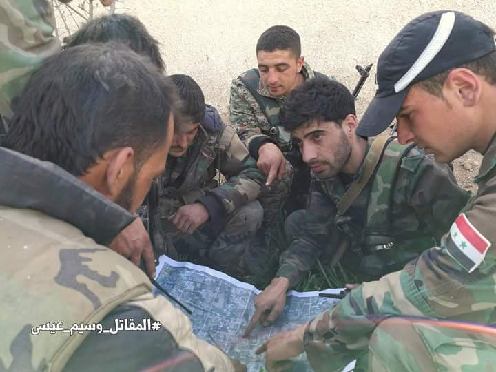 Photo of Syrian Army achieves new advance in Eastern Ghouta