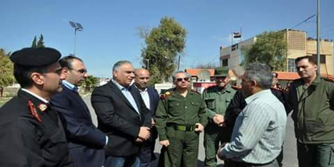 Homs Governor: Commercial trucks to resume movement through Jose crossing at the end of March