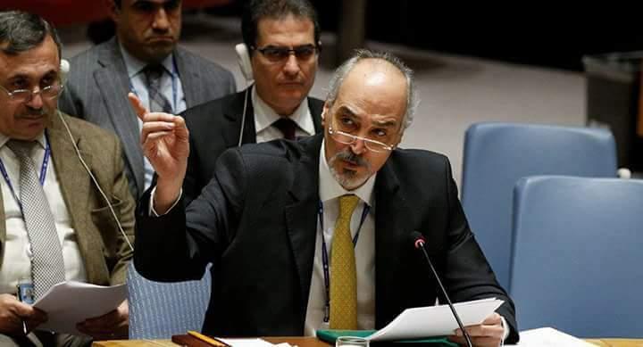 Photo of الجعفري: على دول الغرب وقف دعم الارهاب بسوريا