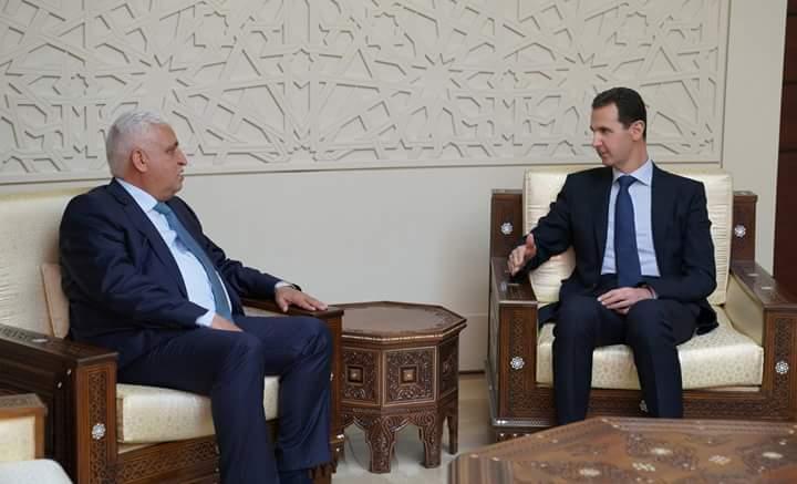 Photo of الأسد: أمريكا مستمرة بدعم الأرهاب بالمنطقة