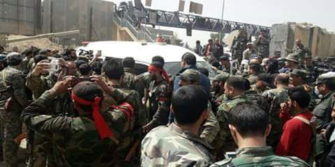Photo of Syrian Army manages to free 13 abductees were held in Harasta