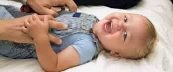 Photo of دغدغة الطفل…. مٌضرة!