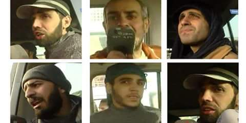 Photo of Units of the Syrian Arab Army free 8 abductees who were held inside Erbin town