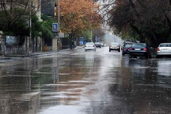 Photo of استمرار تأثير المنخفض الجوي حتى ساعات مساء الجمعة