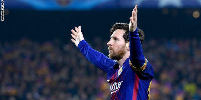 """ميسي """"يعاقب"""" تشيلسي ويقود برشلونة إلى ربع نهائي دوري الأبطال"""
