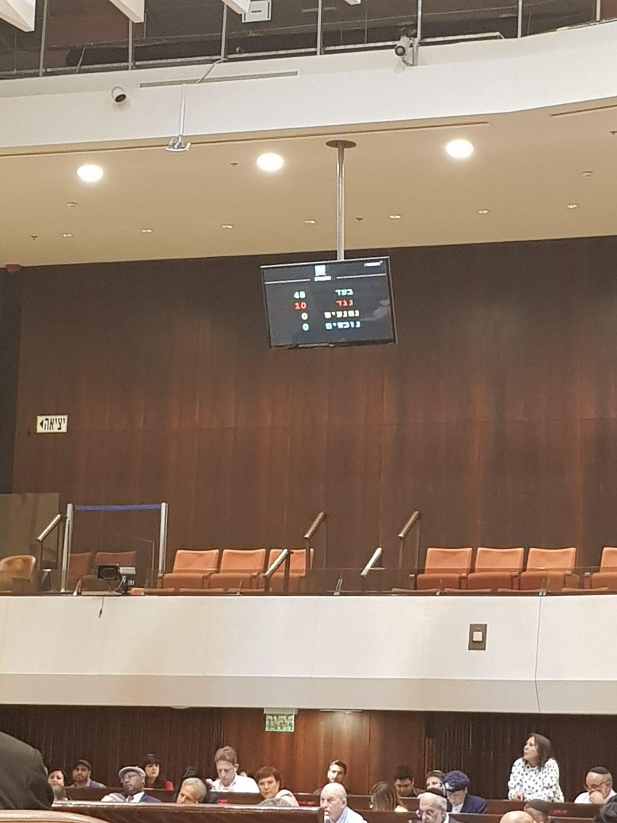 Photo of الكنيست الصهيوني يصادق على قانون احتجاز جثامين الشهداء الفلسطينين