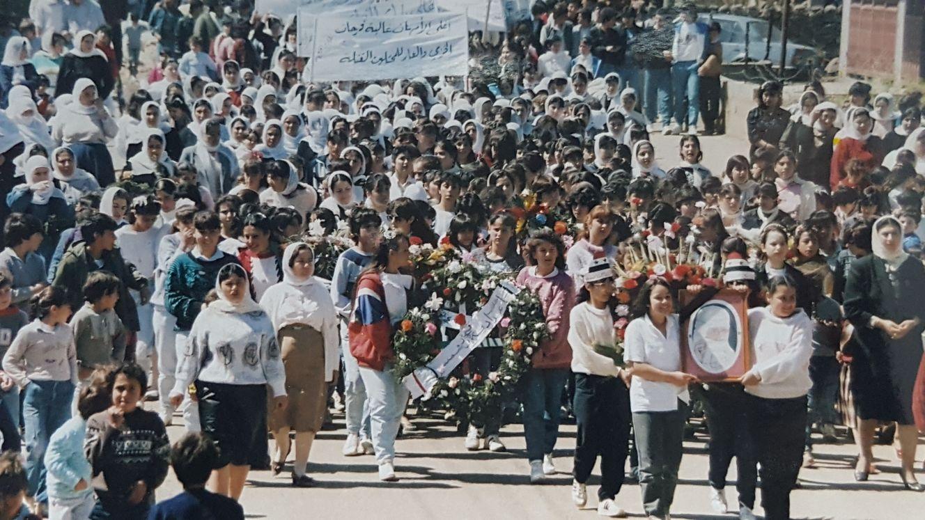 Photo of بمناسبة يوم المرأة العالمي… رسالة نساء الجولان المحتل لأمهات الشهداء بالوطن الأم