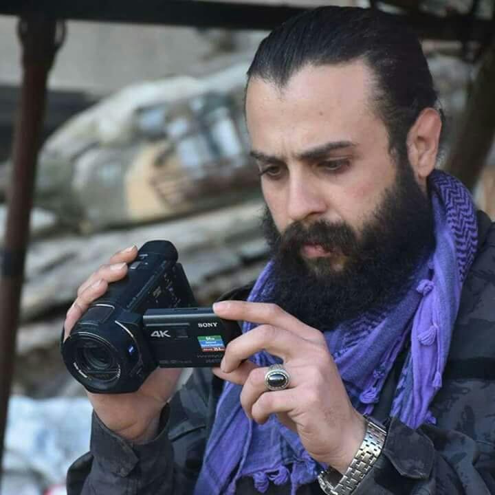 "Photo of شهيد الحق ""حسن علي بدران"" بمعركة تحرير الغوطة"