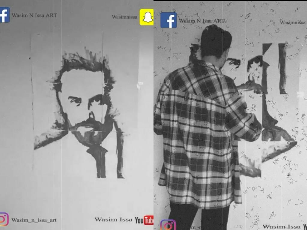 """Photo of فيديو جديد ل """"وسيم ن عيسى"""" يثير ضجة…..والنجم قصي خولي يصف عمله بالابداعي"""