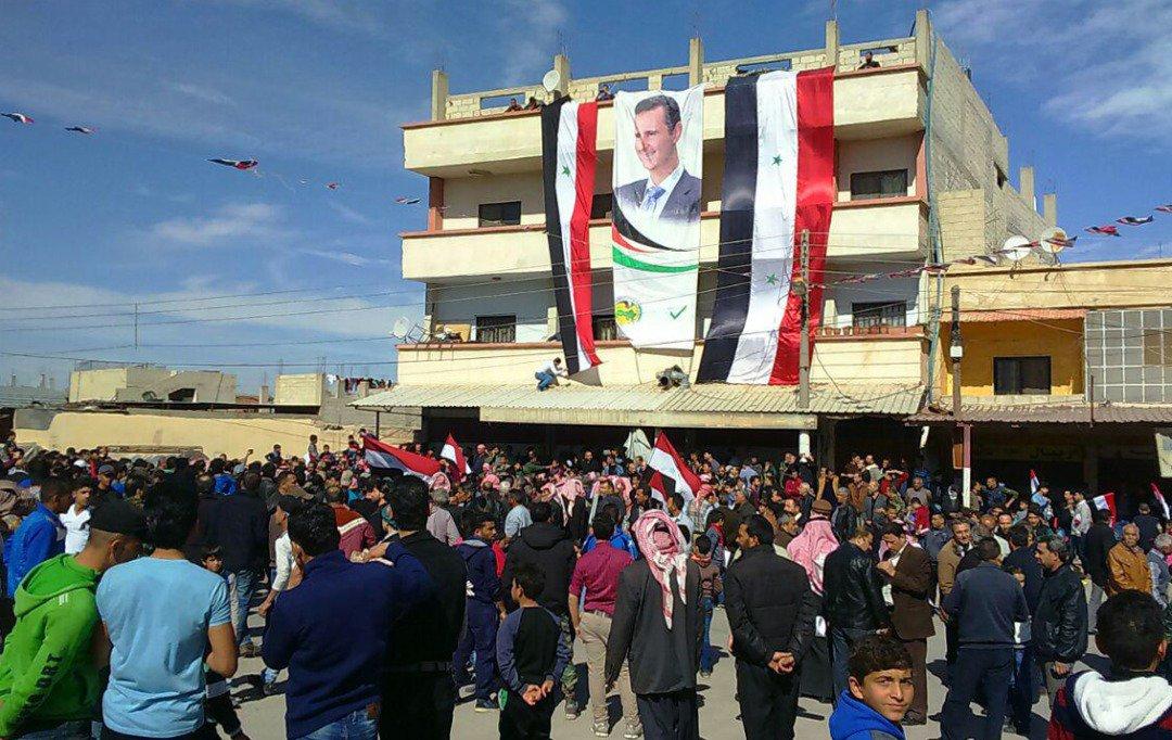 Photo of دعماً لعمليات الجيش… الغزلانية ظهر اليوم