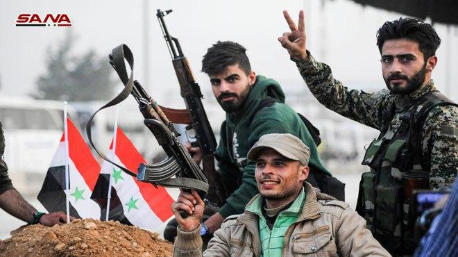 Photo of بعد سنين عجاف.. خطوات قليلة تفصل إعلان الغوطة خالية من الإرهاب
