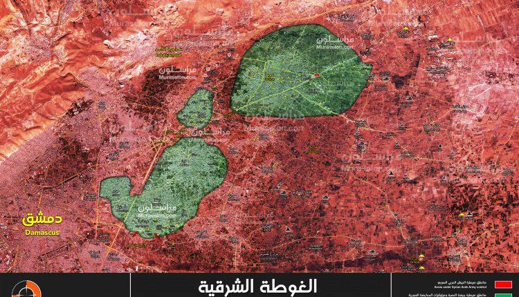 Photo of الجيش يبدأ الاقتحام عين ترما