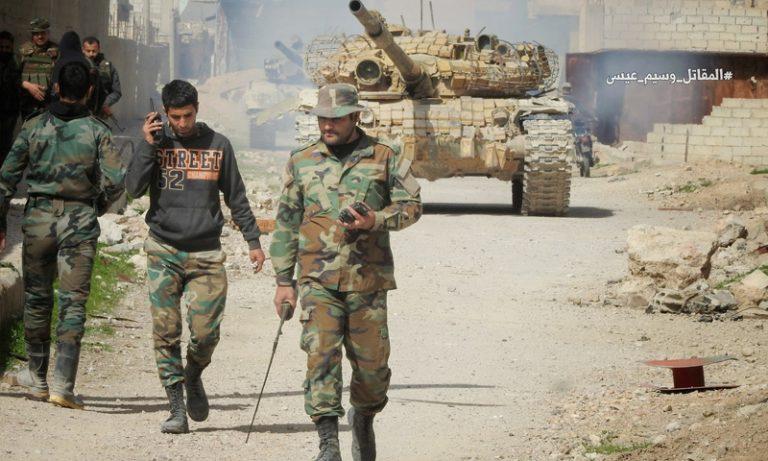 Photo of عملية عسكرية في دوما في حال رفضت التسوية