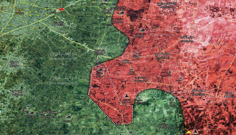 Photo of الجيش يسيطر على الفوج 274 و يقطع امداد الشيفونية عن اوتايا بالغوطة الشرقية