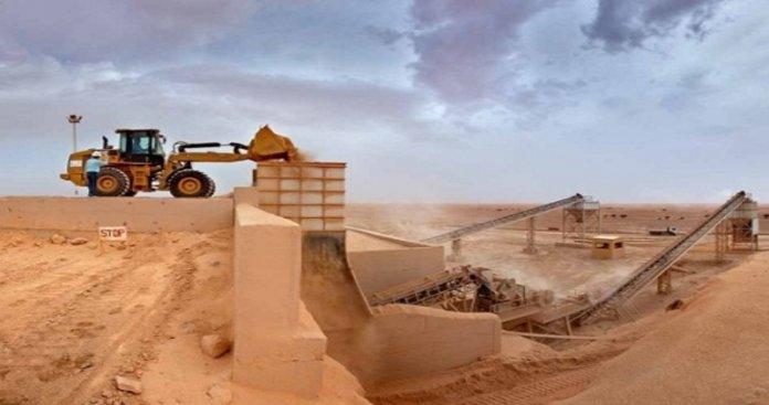 "Photo of اتفاق "" سوري-روسي""  لاستخراج خامات الفوسفات من مناجم الشرقية"