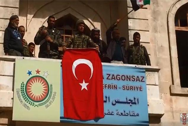 Photo of واسائل إعلامية… أردوغان احتل عفرين