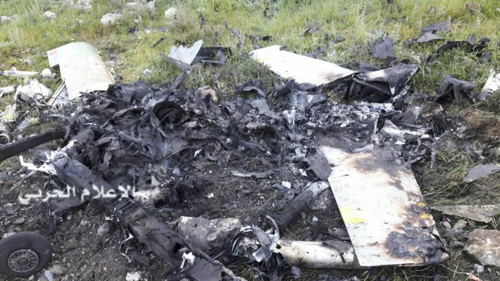 Photo of سقوط طائرة تجسس اسرائيلية في بنت جبيل جنوب لبنان