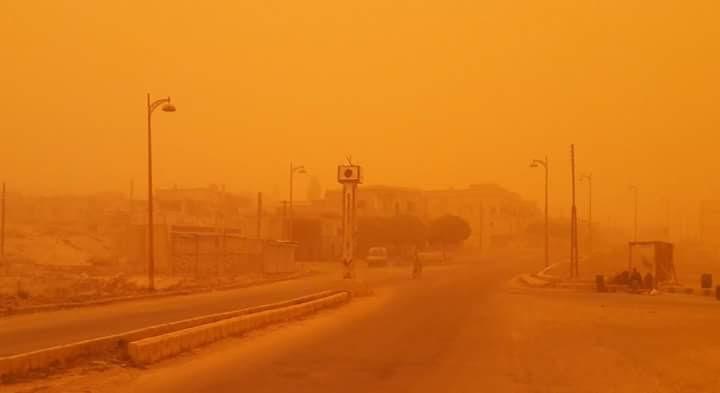 Photo of توقعات بحدوث عاصفة رملية شمال البلاد