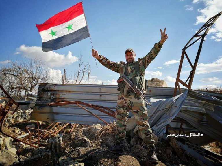 Photo of إرهاب الغوطة يتهاوى.. والجيش يحرر كفربطنا وسقبا