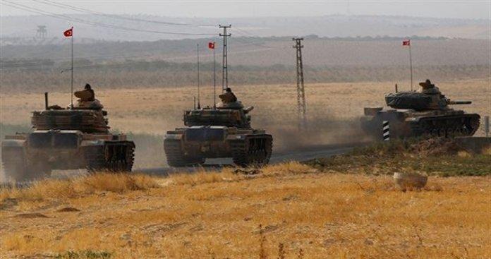 Photo of العدو العثماني يرسل تعزيزات عسكرية للحدود السورية