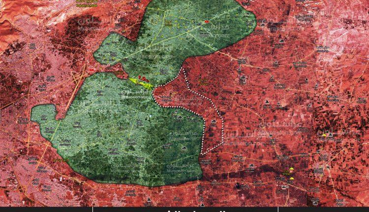 Photo of الجيش يقسم الغوطة إلى شطرين.. والتحرير اقترب