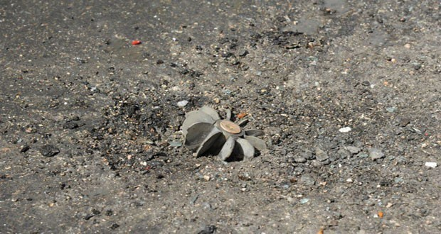 Photo of A child killed, 3 civilians injured in terrorist rocket attack in Homs