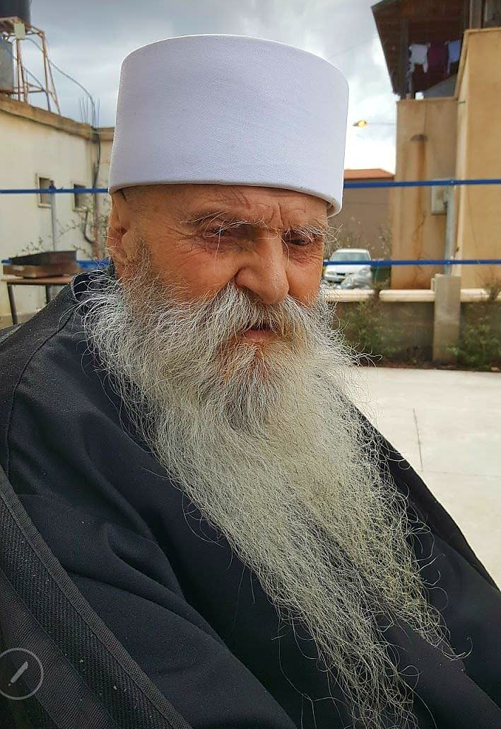 Photo of وفاة الشيخ ابو عباس صالح فرحات