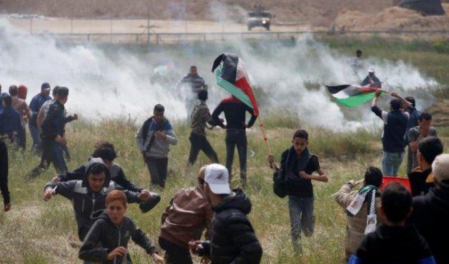 Photo of اسرائيل تستخدم أسلحة محرمة دولياً ضد الفلسطينين