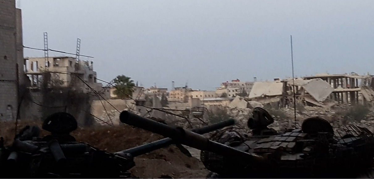 Photo of Syrian Army thwarts terrorist attack in Quneitra countryside