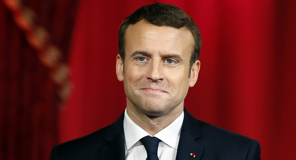 "Photo of بعد عدوانه..""ماكرون"" يقدم 50 مليون يورو كمساعدات لسوريين!"
