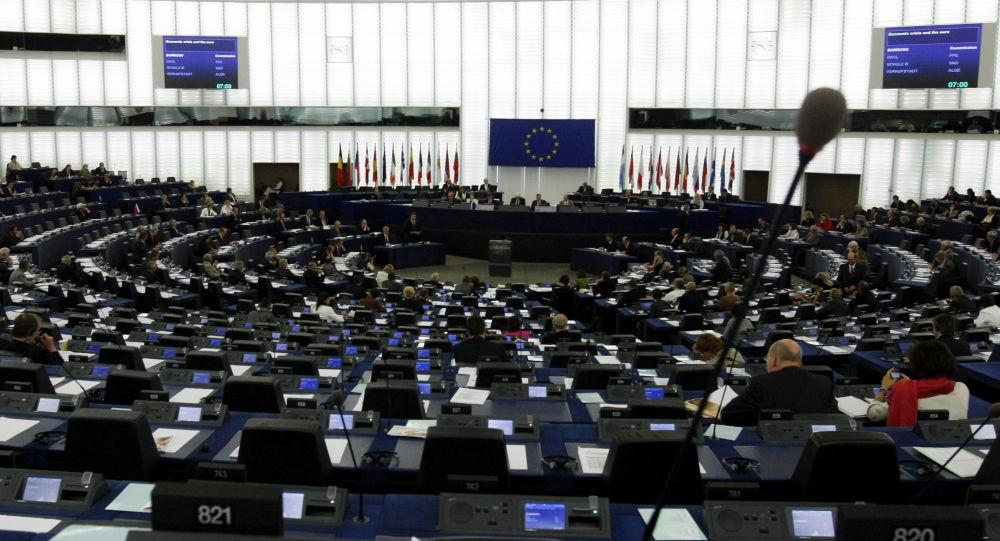 Photo of الاتحاد الأوروبي حزين على الفلسطينين في غزة